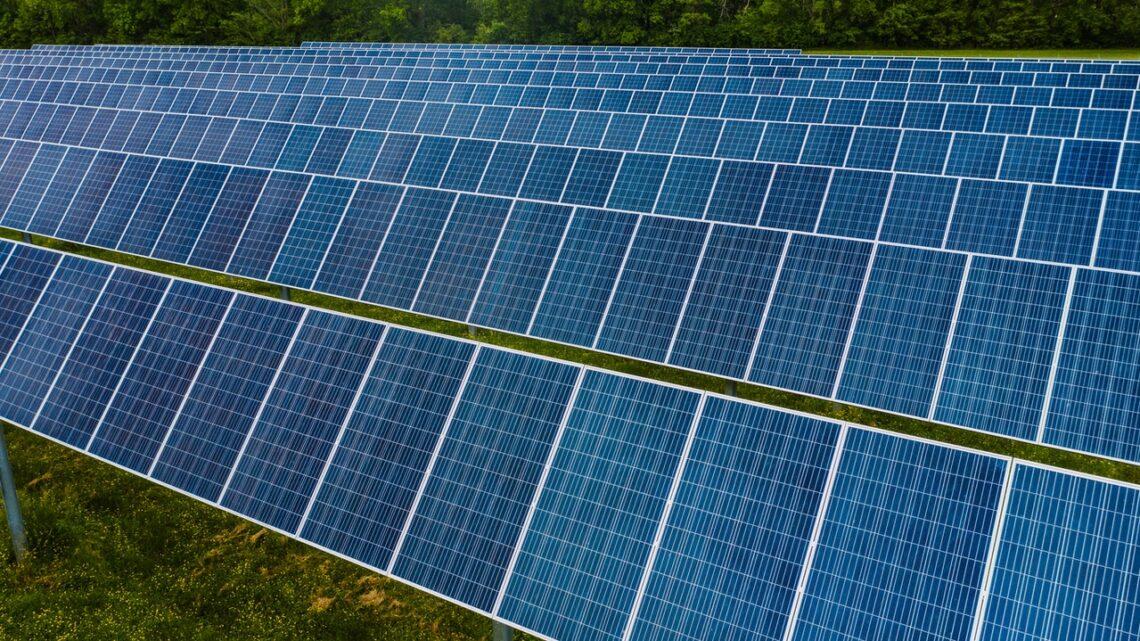 Solceller giver lyset hele året